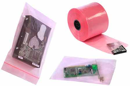 Antistatic and Conductive Packaging